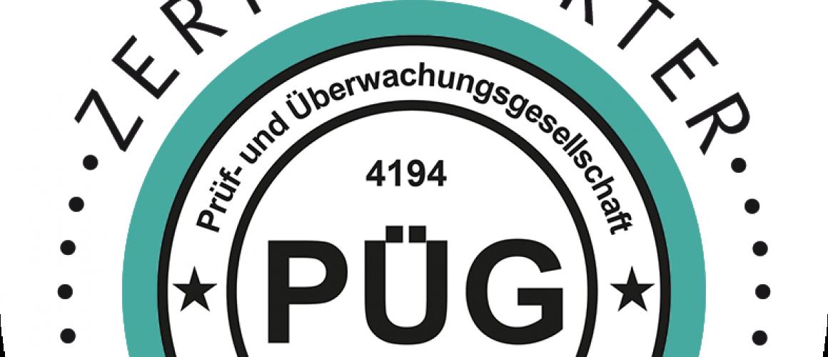 PÜG zertifizierter Betrieb