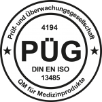 PÜG-Zertifikat ansehen